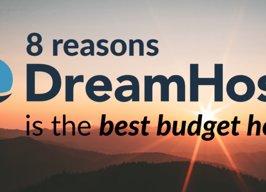 best-budget-hosting-dreamhost